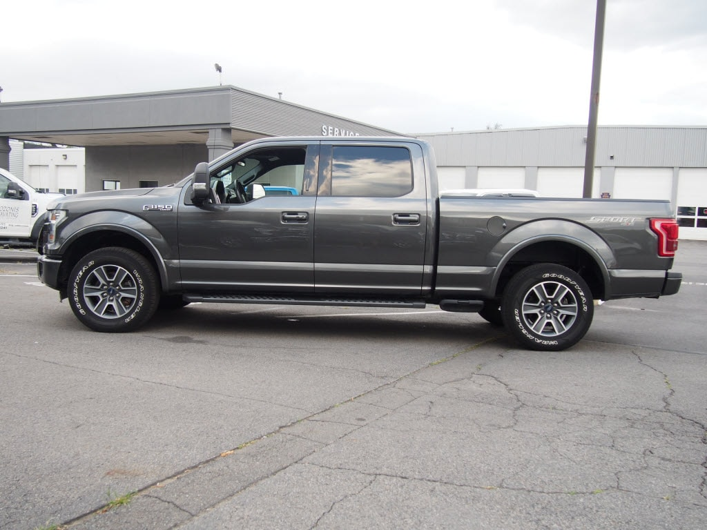 2016 F-150 SuperCrew Cab 4x4, Pickup #P4873B - photo 7