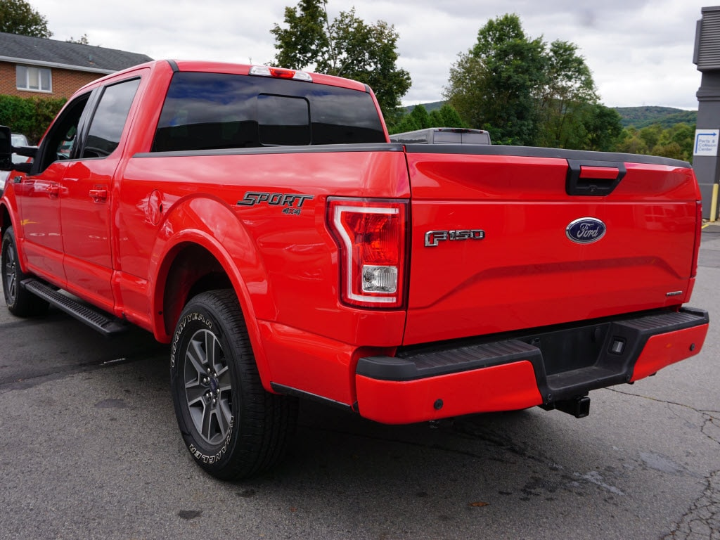2016 F-150 SuperCrew Cab 4x4, Pickup #P4879B - photo 6