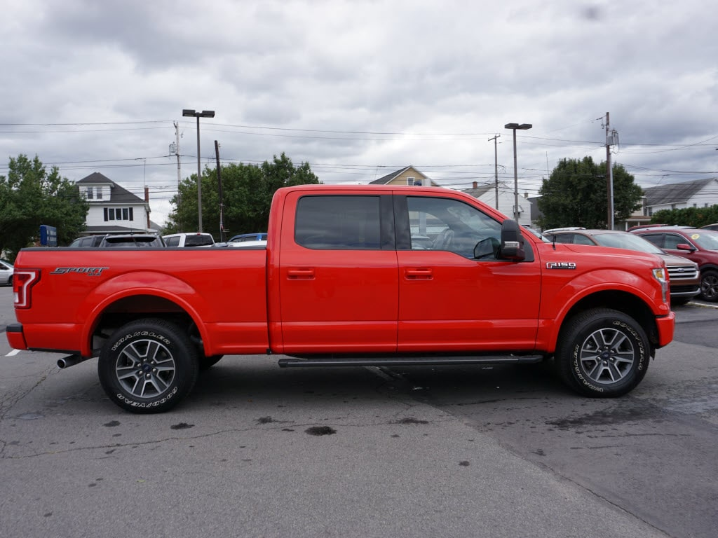2016 F-150 SuperCrew Cab 4x4, Pickup #P4879B - photo 8