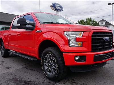 2016 F-150 SuperCrew Cab 4x4, Pickup #P4879B - photo 1