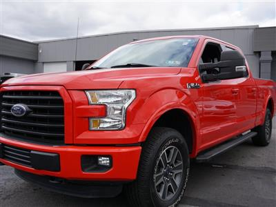 2016 F-150 SuperCrew Cab 4x4, Pickup #P4879B - photo 4