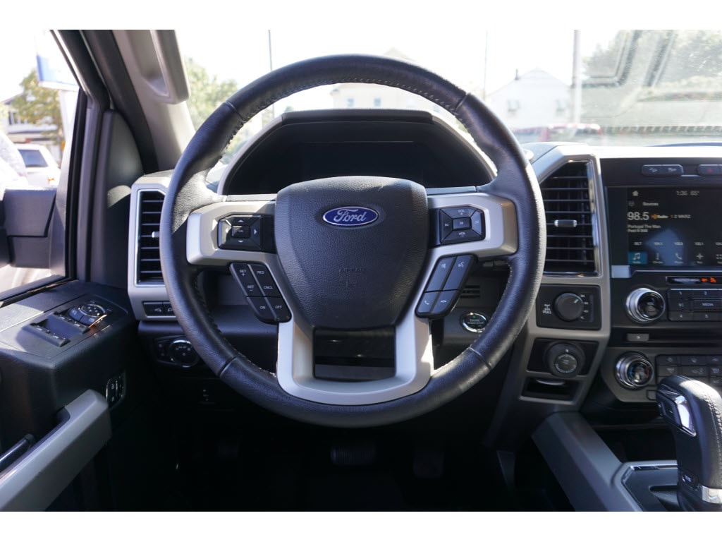 2017 F-150 SuperCrew Cab 4x4,  Pickup #P4897B - photo 17