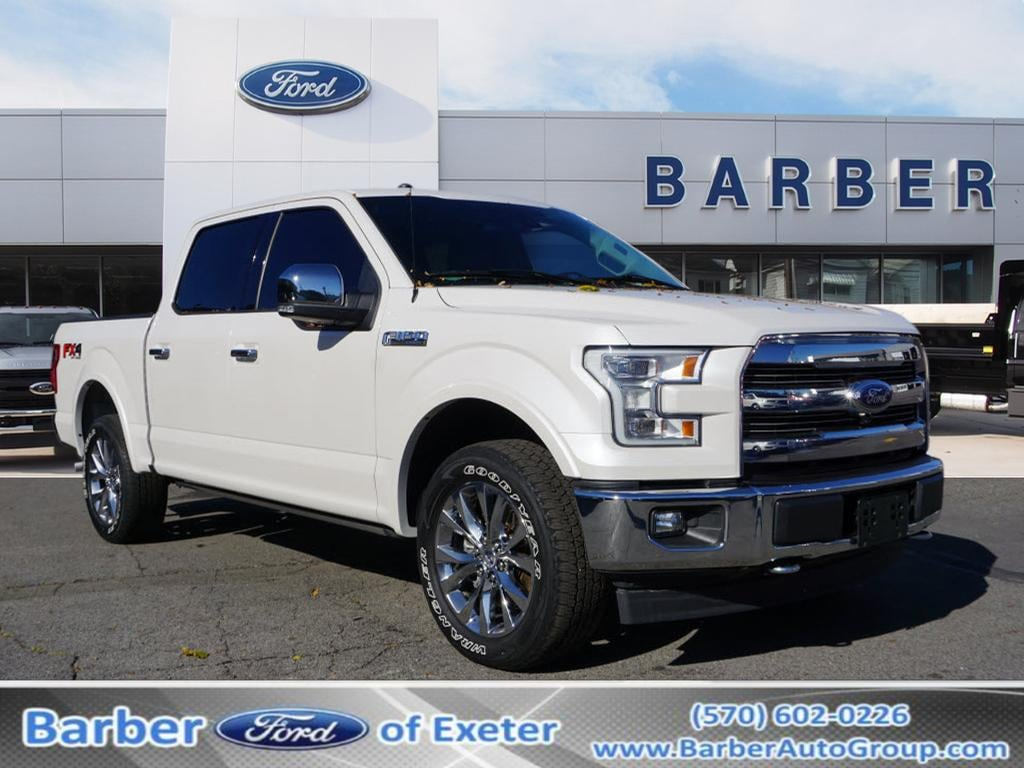 2017 F-150 SuperCrew Cab 4x4, Pickup #P4897B - photo 1