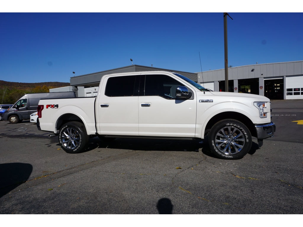 2017 F-150 SuperCrew Cab 4x4,  Pickup #P4897B - photo 6