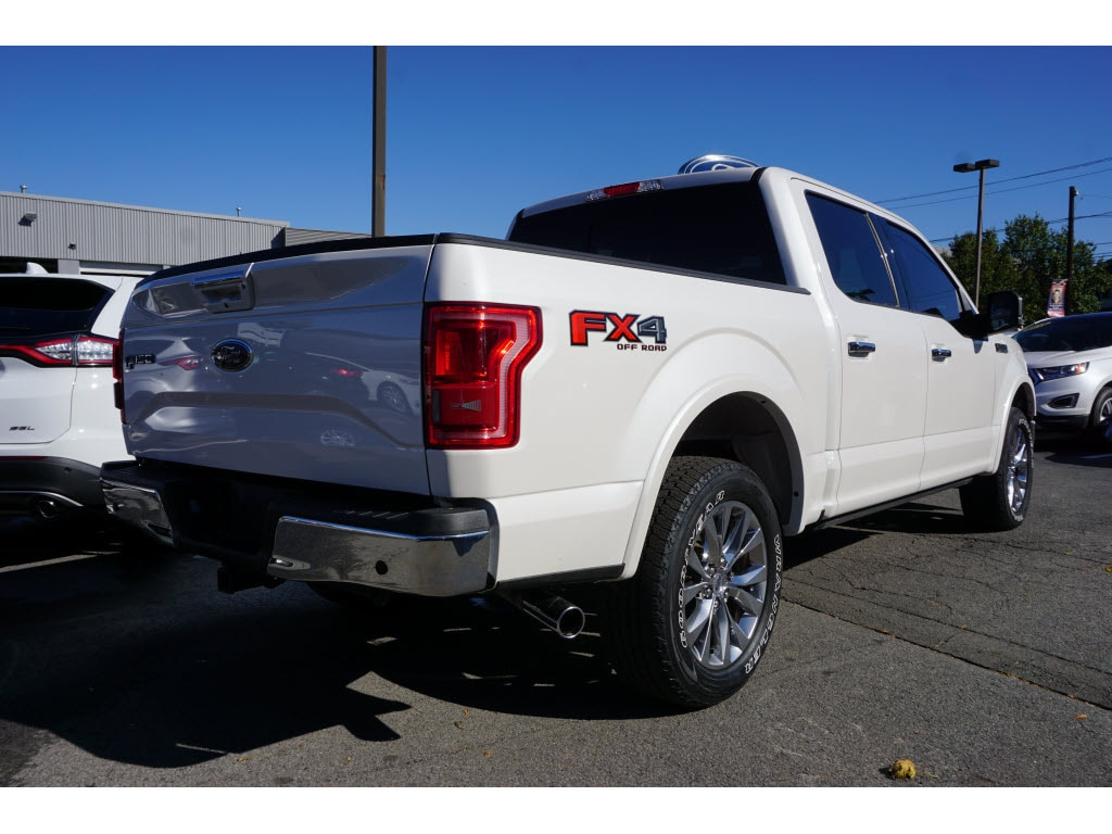 2017 F-150 SuperCrew Cab 4x4,  Pickup #P4897B - photo 2