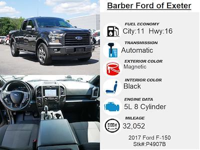 2017 Ford F-150 Super Cab 4x4, Pickup #P4907B - photo 3