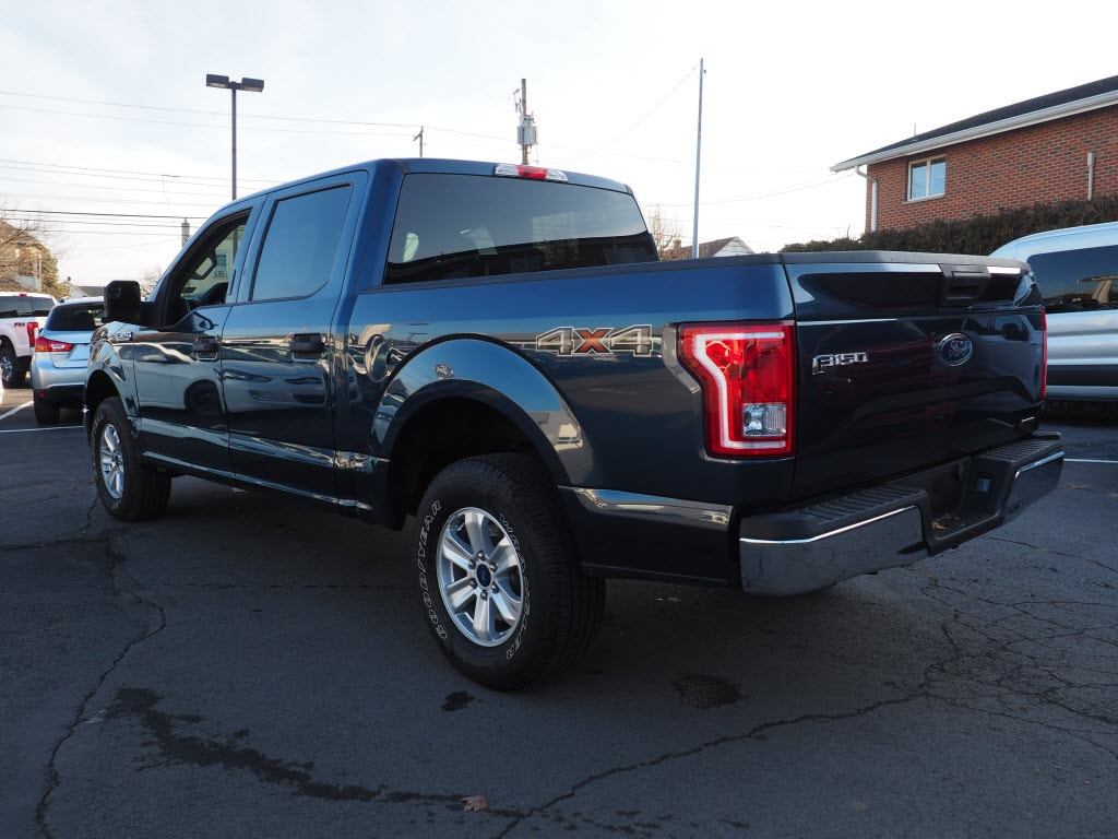 2016 F-150 SuperCrew Cab 4x4, Pickup #P4917B - photo 6
