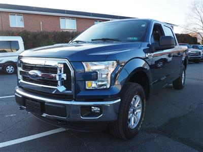 2016 F-150 SuperCrew Cab 4x4, Pickup #P4917B - photo 8