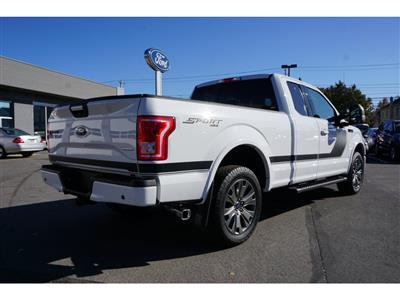 2016 F-150 Super Cab 4x4, Pickup #P4919B - photo 2