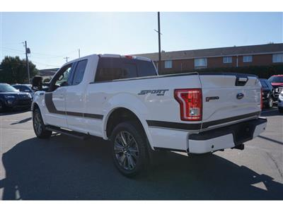 2016 F-150 Super Cab 4x4, Pickup #P4919B - photo 6
