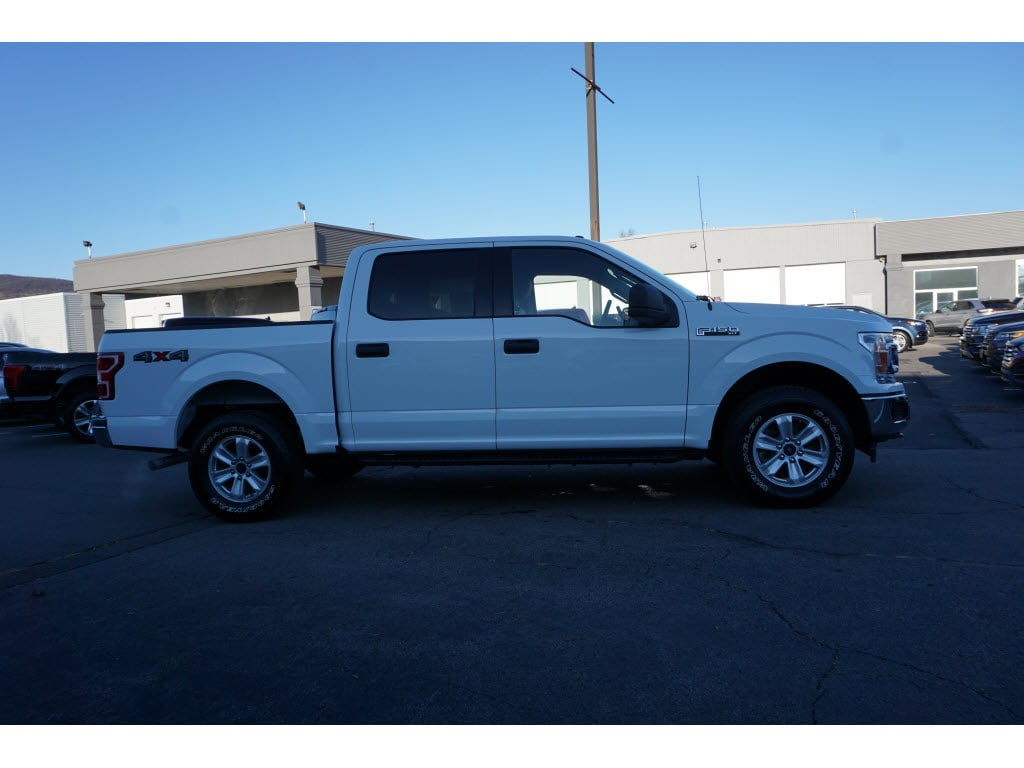 2018 F-150 SuperCrew Cab 4x4, Pickup #P4954B - photo 3