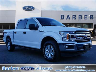 2018 F-150 SuperCrew Cab 4x4, Pickup #P4954B - photo 1
