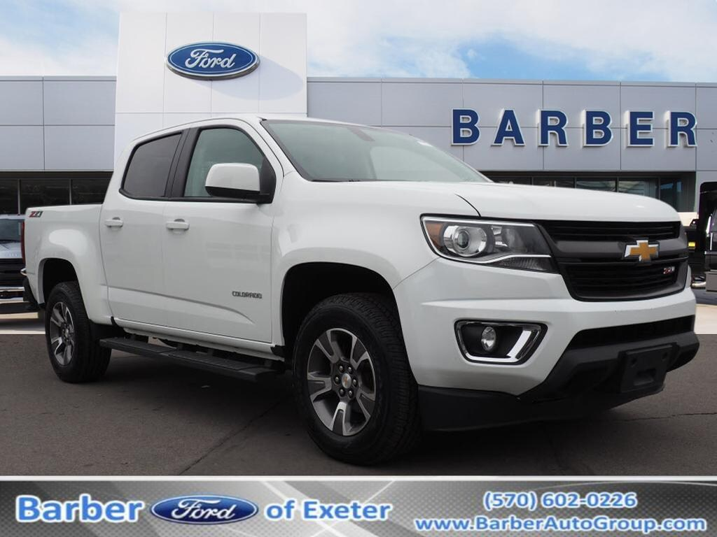 2016 Colorado Crew Cab 4x4, Pickup #P4959B - photo 1