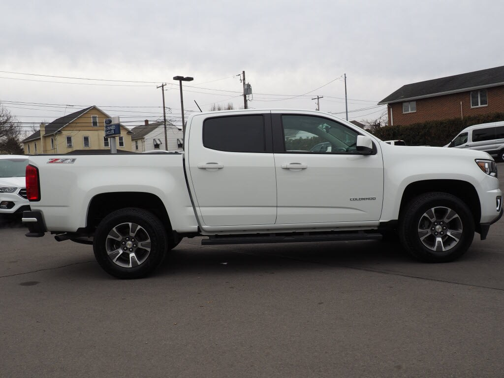 2016 Colorado Crew Cab 4x4, Pickup #P4959B - photo 6