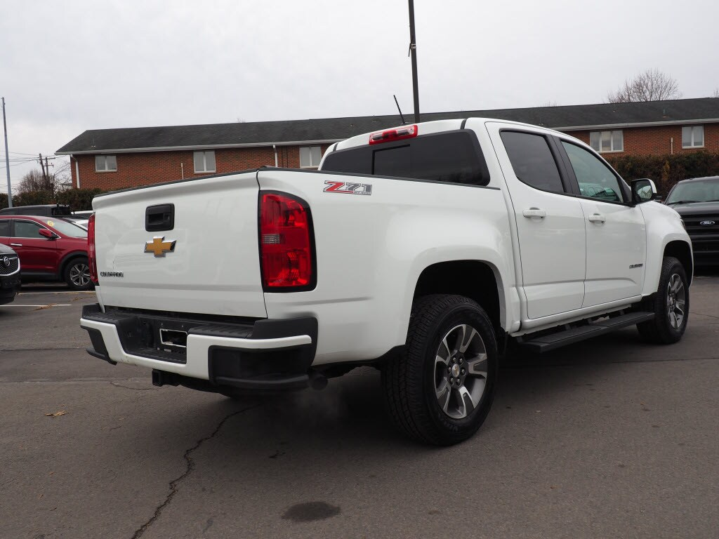 2016 Colorado Crew Cab 4x4, Pickup #P4959B - photo 2