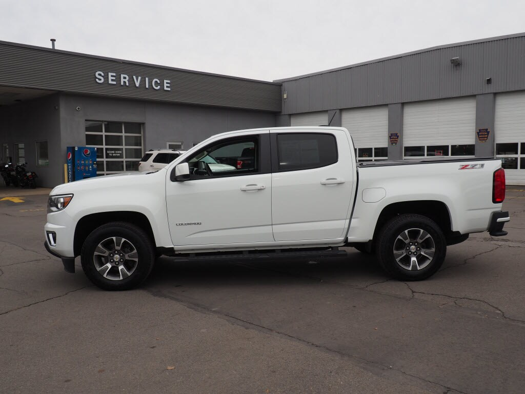 2016 Colorado Crew Cab 4x4, Pickup #P4959B - photo 8