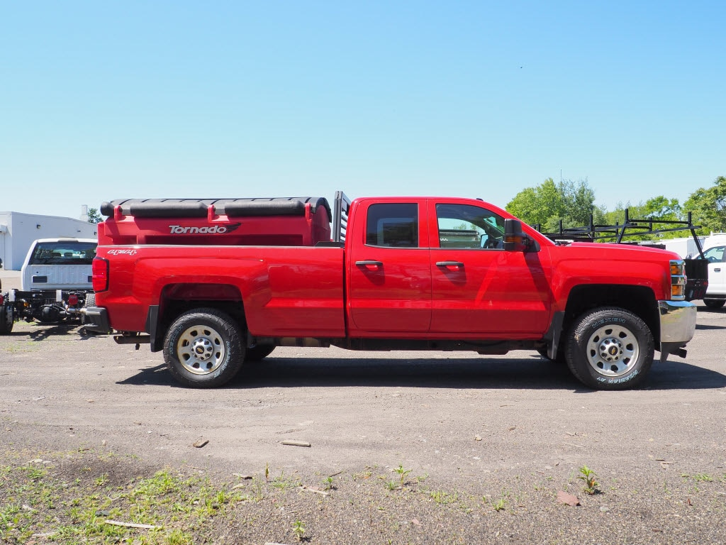 2015 Chevrolet Silverado 2500 Double Cab 4x4, Other/Specialty #P5009B - photo 3