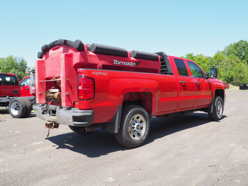 2015 Chevrolet Silverado 2500 Double Cab 4x4, Other/Specialty #P5009B - photo 2