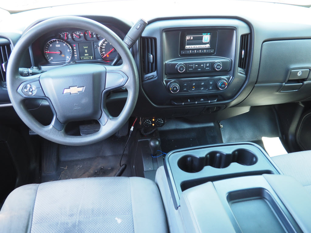 2015 Chevrolet Silverado 2500 Double Cab 4x4, Other/Specialty #P5009B - photo 5