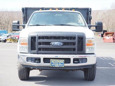 2008 Ford F-350 Regular Cab DRW 4x4, Stake Bed #P5108B - photo 9