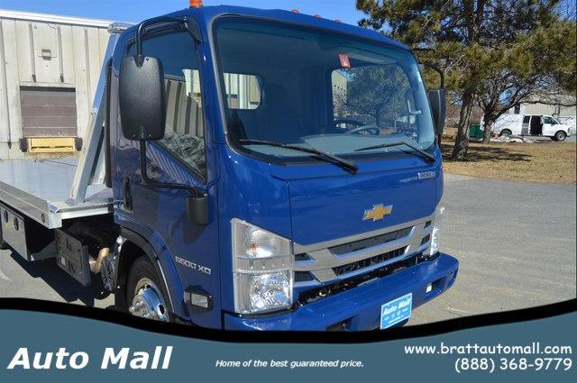 2018 LCF 5500XD Regular Cab 4x2,  Kilar Fabrication Rollback Body #C18047 - photo 1