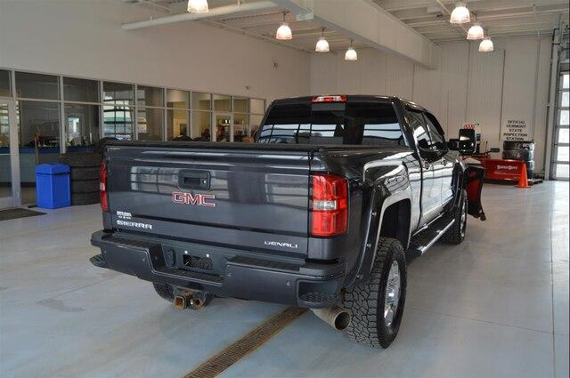 2015 GMC Sierra 3500 Crew Cab 4x4, Pickup #G20112A - photo 1