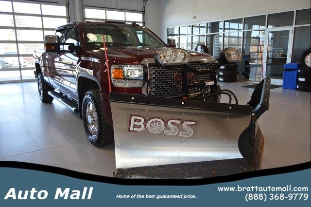 2016 GMC Sierra 3500 Crew Cab 4x4, Pickup #G20196A - photo 1