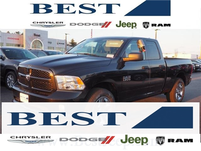 2018 Ram 1500 Quad Cab 4x4,  Pickup #80162 - photo 1