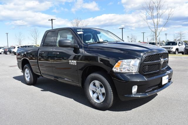 2018 Ram 1500 Quad Cab 4x4,  Pickup #80476 - photo 4