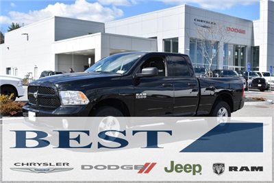 2018 Ram 1500 Quad Cab 4x4,  Pickup #80476 - photo 1