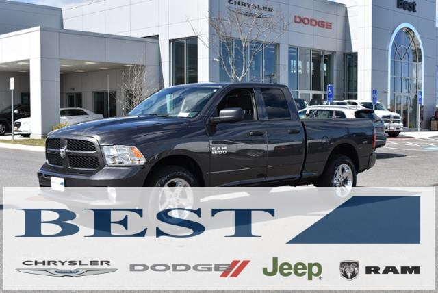 2018 Ram 1500 Quad Cab 4x4,  Pickup #80514 - photo 1