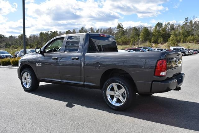 2018 Ram 1500 Quad Cab 4x4,  Pickup #80514 - photo 2