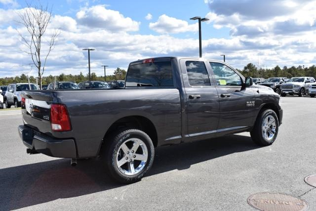 2018 Ram 1500 Quad Cab 4x4,  Pickup #80514 - photo 3