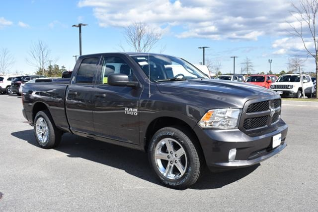 2018 Ram 1500 Quad Cab 4x4,  Pickup #80514 - photo 4