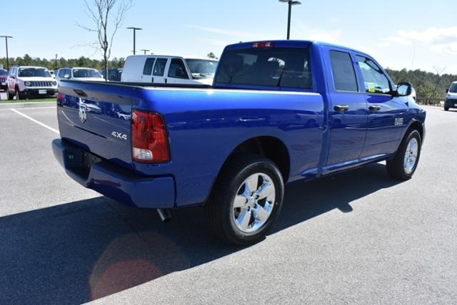 2018 Ram 1500 Quad Cab 4x4,  Pickup #80528 - photo 3