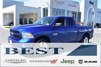 2018 Ram 1500 Quad Cab 4x4,  Pickup #80528 - photo 1