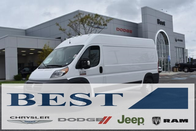 2018 ProMaster 2500 High Roof FWD,  Empty Cargo Van #80718 - photo 1