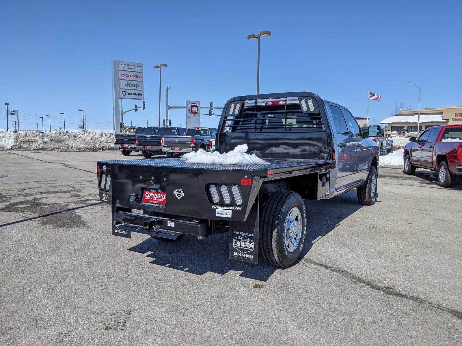 2021 Ram 2500 Crew Cab 4x4, CM Truck Beds Platform Body #11D21027 - photo 1