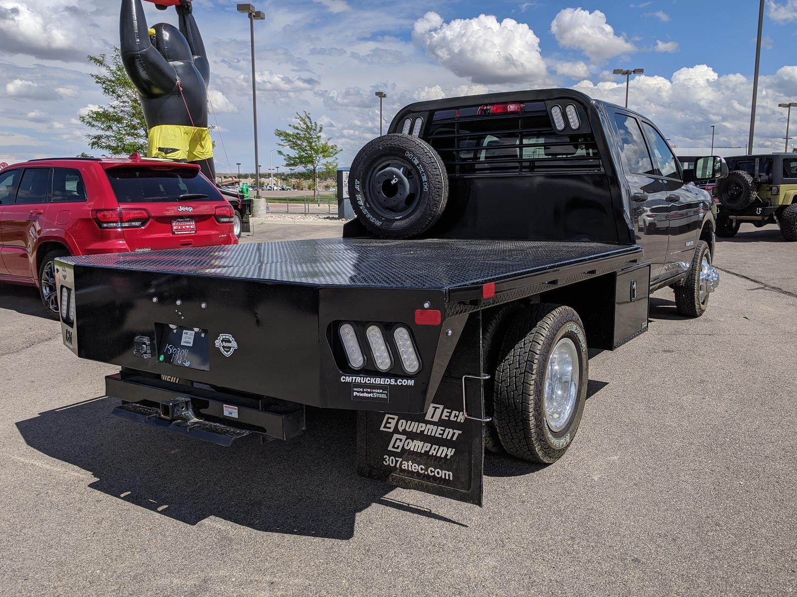 2020 Ram 3500 Crew Cab DRW 4x4, CM Truck Beds Platform Body #11XD20040 - photo 1