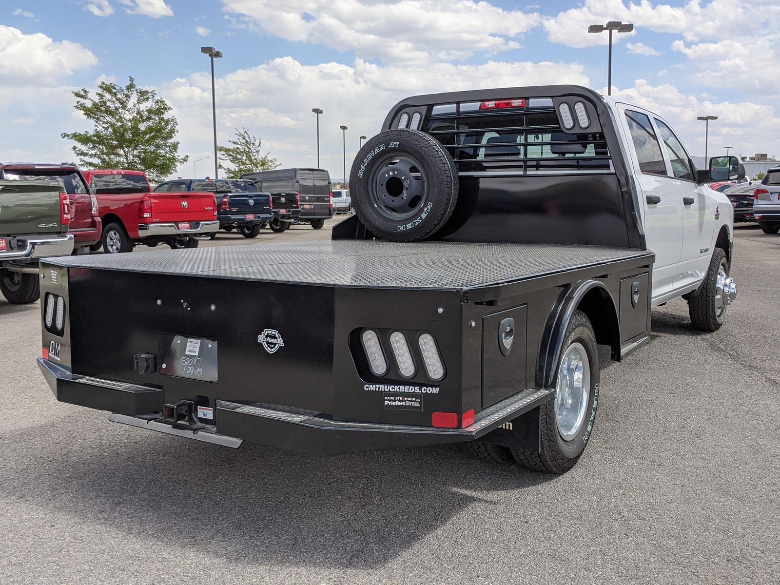 2020 Ram 3500 Crew Cab DRW 4x4, CM Truck Beds Platform Body #11XD20056 - photo 1
