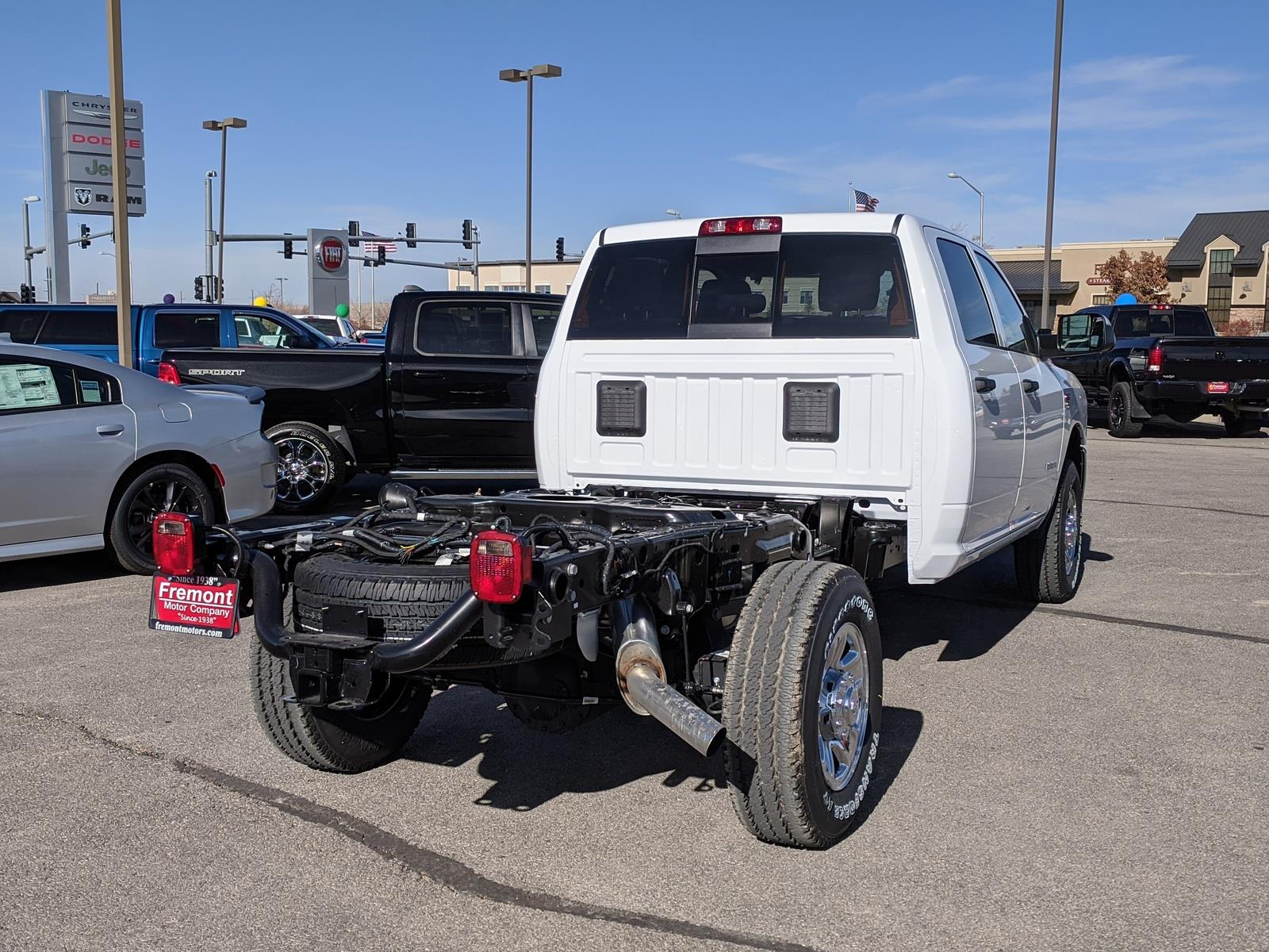 2020 Ram 2500 Crew Cab 4x4, Cab Chassis #11XD20161 - photo 1