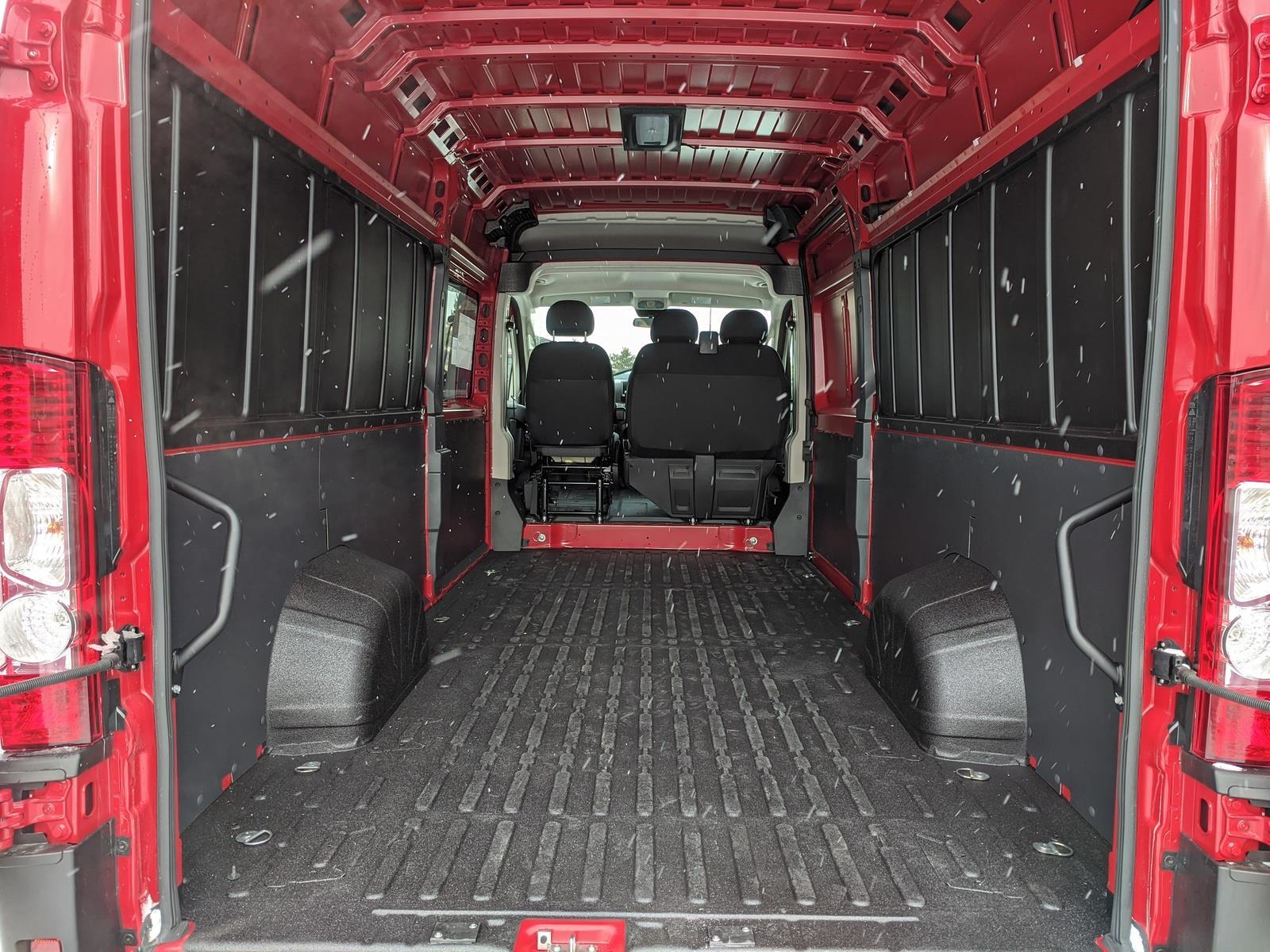 2021 Ram ProMaster 3500 FWD, Empty Cargo Van #11XD21003 - photo 1
