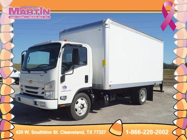 2020 Chevrolet LCF 4500XD Regular Cab 4x2, 16' Smyrna Dry Box  #00419F - photo 1