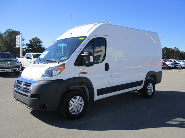 2018 ProMaster 1500 High Roof, Cargo Van #14820 - photo 4