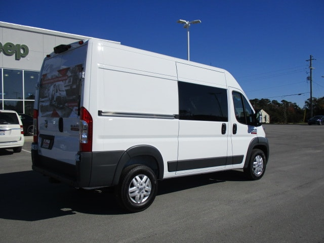 2018 ProMaster 1500 High Roof, Cargo Van #14820 - photo 3