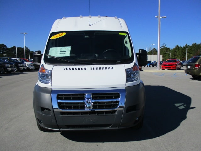 2018 ProMaster 1500 High Roof, Cargo Van #14820 - photo 7