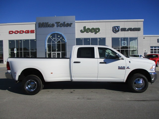 2018 Ram 3500 Crew Cab DRW 4x4, Pickup #14914 - photo 5