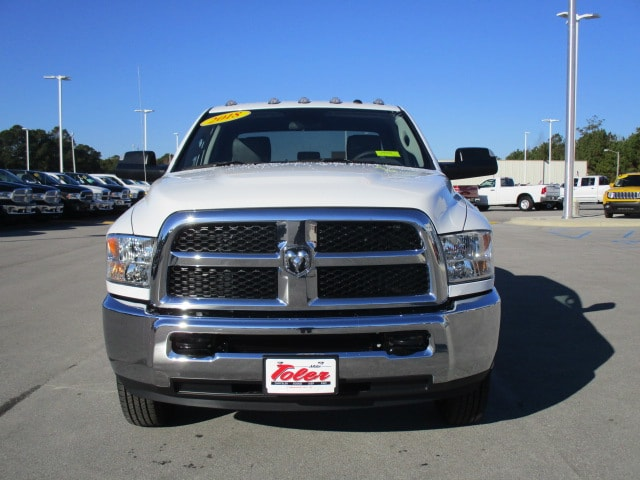 2018 Ram 3500 Crew Cab DRW 4x4, Pickup #14914 - photo 6