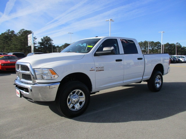 2018 Ram 2500 Crew Cab 4x4,  Pickup #14962 - photo 3