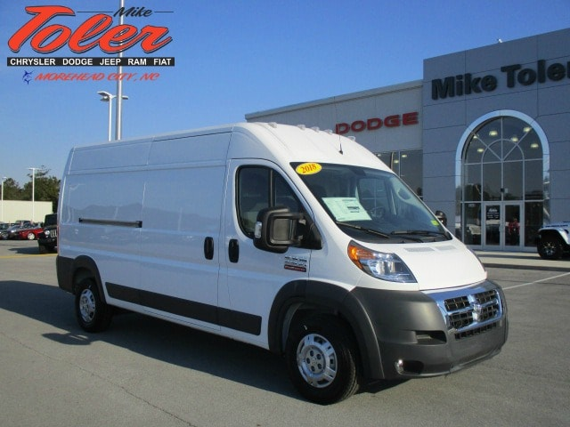 2018 ProMaster 2500 High Roof FWD,  Empty Cargo Van #15046 - photo 1